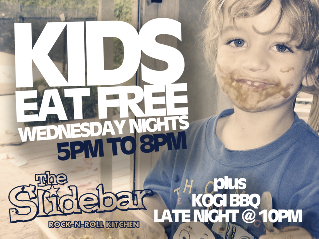 Let Us Do The Dishes - Kids Eat Free Every Wednesday