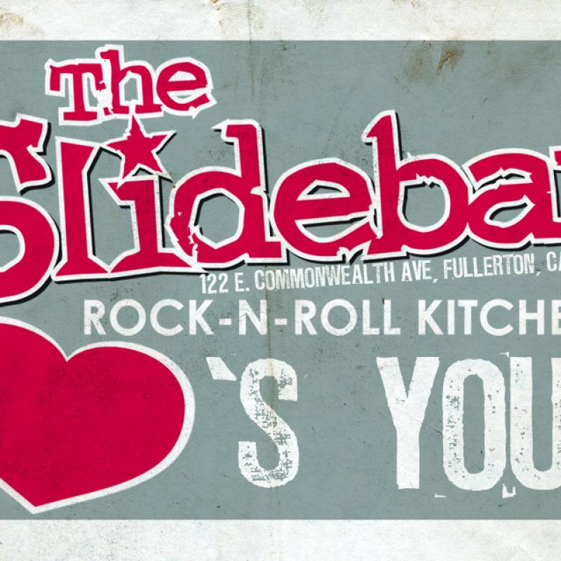 Slidebar Near One Ton Food Donation!