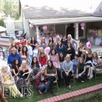 Pink Baby Shower Album Cover