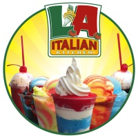 Italian Ice, Gelato, & Ice Cream Floats Album Cover