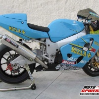 Project Bikes - Suzuki Album Cover