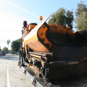 Concrete pavers-california-Dump Trucks
