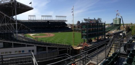 Wrigley Field Rooftop Club - 3617 Profile Image