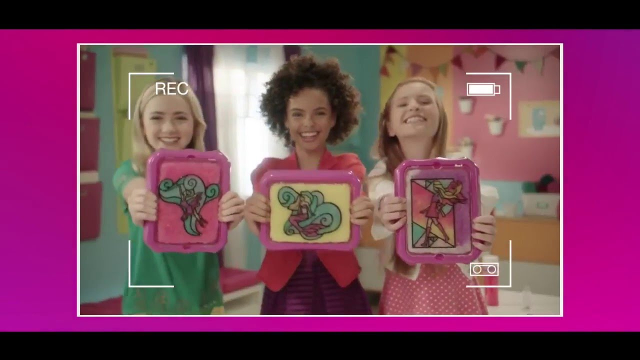 Video : Behind the Scenes Orbeez Commercial