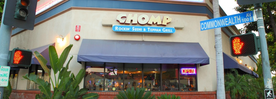 Welcome to Chomp Fullerton Slideshow image
