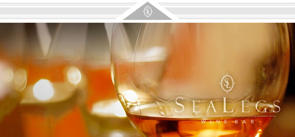 SeaLegs White Wine Slide