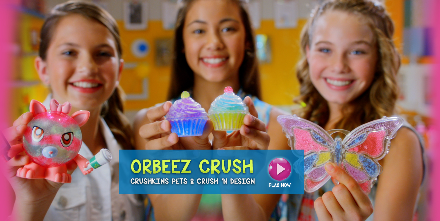 Orbeez Crush