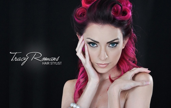 Tracy Romans-Paone - Hair Stylist & Makeup Artist Slideshow image