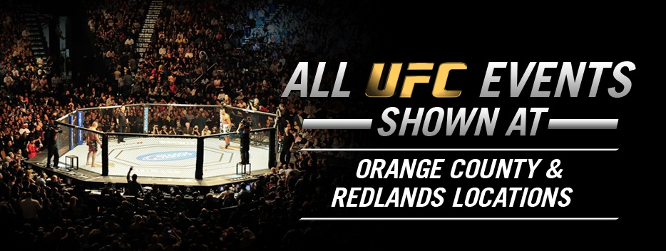 Now showing UFC Fights