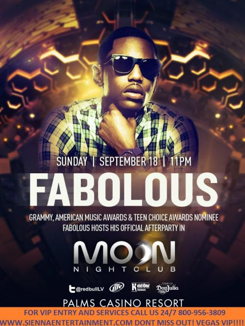Fabolous Hosts