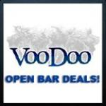 ALL YOU CAN DRINK! VOODOO LOUNGE! (FRIDAY-SATURDAY) image